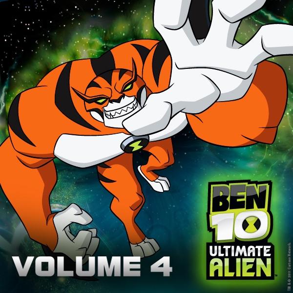 Ben 10 Ultimate Alien Classic Vol 4 On ITunes