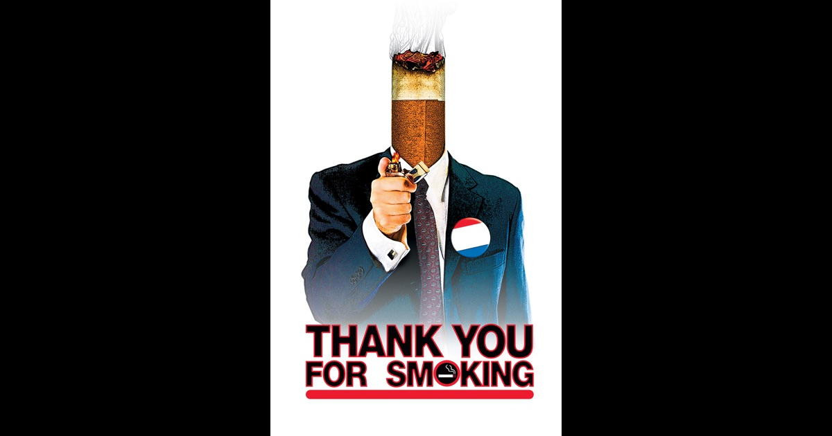 Thank You for Smoking by Nick Naylor