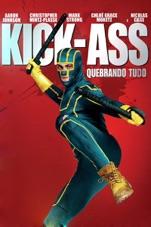 Capa do filme Kick Ass - Quebrando Tudo (Legendado)