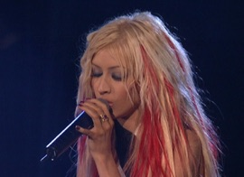Have Yourself A Merry Little Christmas Christina Aguilera.Have Yourself A Merry Little Christmas Live Christina