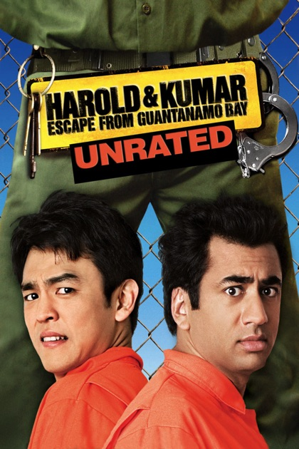 Harold and Kumar Escape from Guantanamo Bay (Unrated) on ...