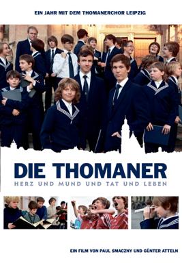 Paul Smaczny & Günter Atteln - Die Thomaner Grafik