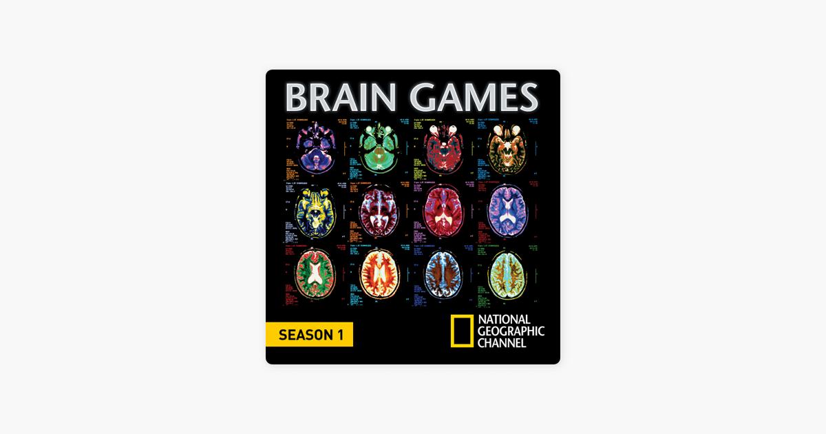 Watch Brain Games Episodes on Nat Geo Channel | Season 2 ...