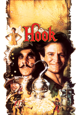 Steven Spielberg - Hook  artwork