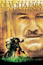Capa do filme De Volta para o Inferno