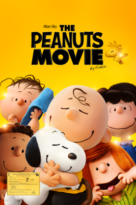 Steve Martino - Snoopy and Charlie Brown: The Peanuts Movie artwork