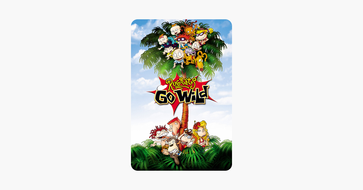 ‎Rugrats Go Wild on iTunes