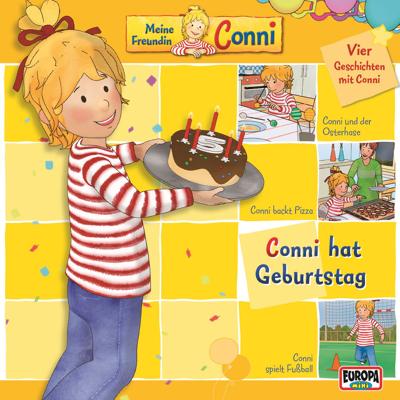 Conni hat Geburtstag - Meine Freundin Conni