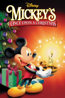 Jun Falkenstein, Bill Speers & Toby Shelton - Mickey's Once Upon a Christmas  artwork