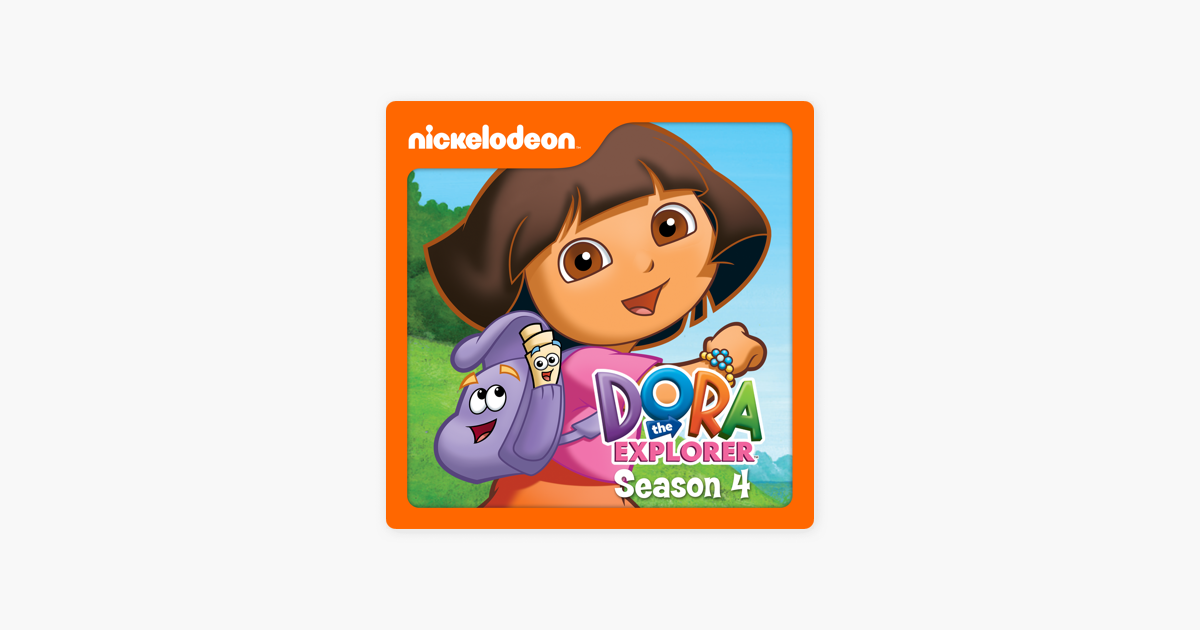 ‎Dora the Explorer, Season 4