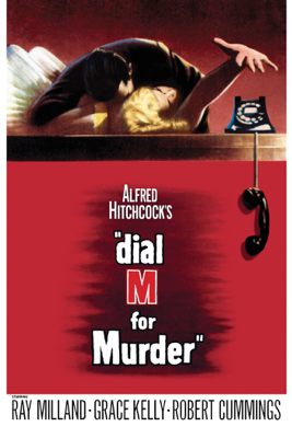 Dial M for Murder - Alfred Hitchcock