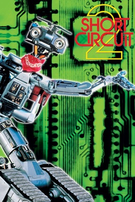 short circuit 2 on itunesShort Circuit 2 Johnny Five 1988 Ctristar Pictures #7