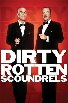 Frank Oz - Dirty Rotten Scoundrels  artwork