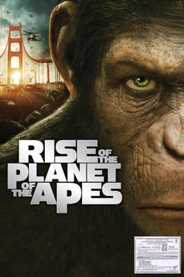 Rupert Wyatt - Rise of the Planet of the Apes artwork