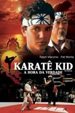 Capa do filme The Karate Kid