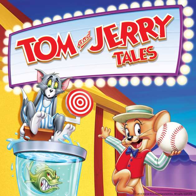 tom and jerry tales - 630×630