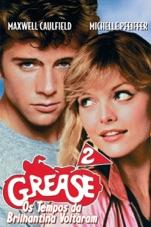 Capa do filme Grease 2