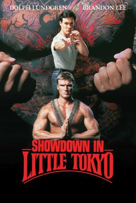 Mark L. Lester - Showdown in Little Tokyo (1991)  artwork