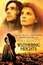 Capa do filme O Morro dos Ventos Uivantes (Emily Brontë's Wuthering Heights)