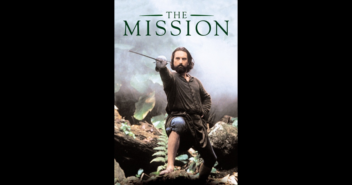 the mission on itunes