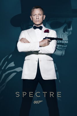 Sam Mendes - Spectre  artwork