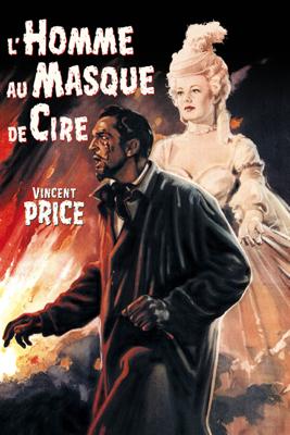Andre De Toth - L'homme au masque de cire (1953) illustration