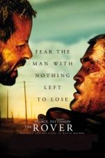 """Capa do filme The Rover - A Caçada """"Versão em Português"""""""