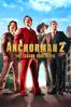 Adam McKay - Anchorman 2: The Legend Continues  artwork