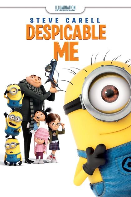 Fine Despicable Me On Itunes Hairstyles For Women Draintrainus