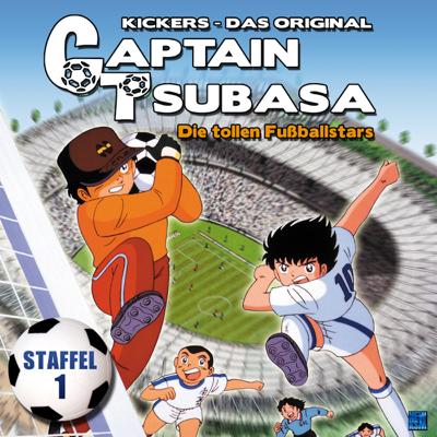 Captain Tsubasa - Die tollen Fußballstars, Staffel 1 - Captain Tsubasa - Die tollen Fußballstars
