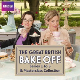 The Great British Bake Off Series 1 5 Masterclass Collection On