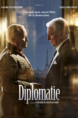 Volker Schlöndorff - Diplomatie (2014) illustration