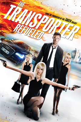 The Transporter Refueled on iTunes