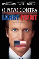 Capa do filme O Povo Contra Larry Flynt