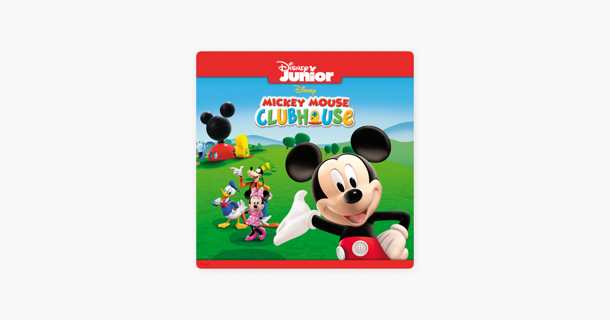 Mickey Mouse Clubhouse, Vol  1