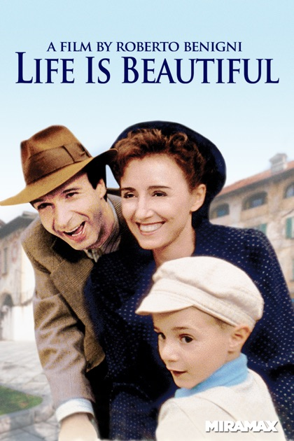 life is beautiful movie essays Arts book report: life is beautiful - movie review charming conduct guido is always able to manipulate situations he is given in order to make them seem magical another way he is charming and typical of an italian.