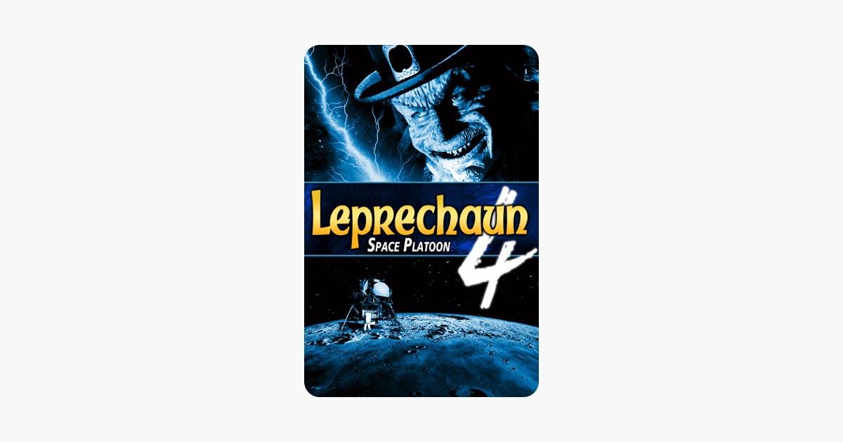 Leprechaun 4 In Space On Itunes