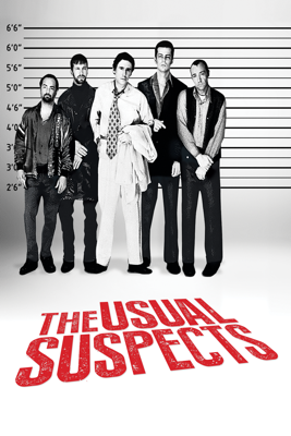 Bryan Singer - The Usual Suspects  artwork