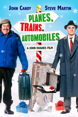 Planes, Trains and Automobiles - John Hughes