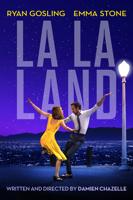Damien Chazelle - La La Land artwork
