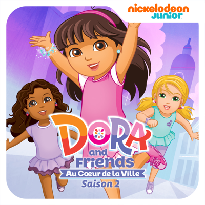 Dora and Friends, Saison 2, Partie 1 - Dora and Friends