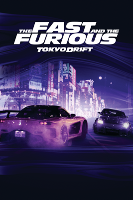 Justin Lin - Fast and Furious: Tokyo Drift illustration