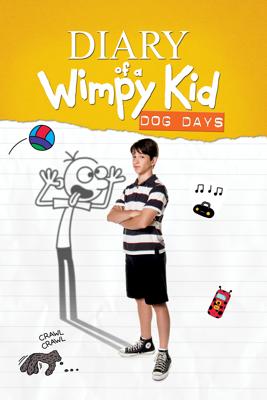Diary of a Wimpy Kid: Dog Days - David Bowers