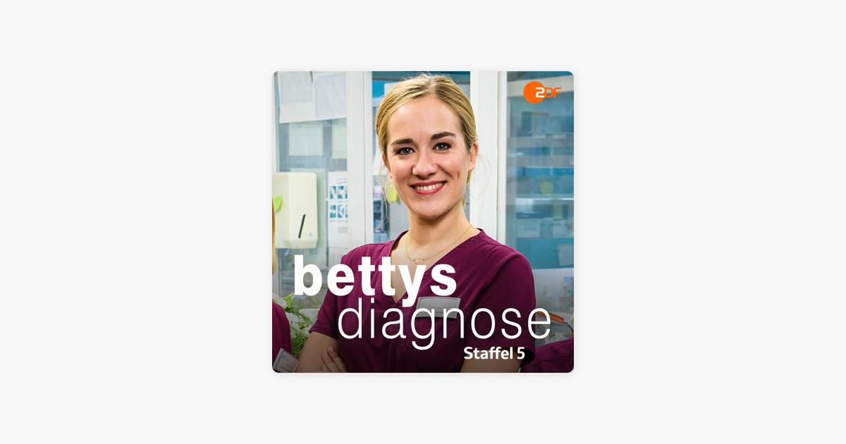 Bettys diagnose staffel 5 vorschau