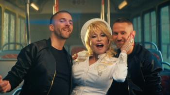 Galantis & Dolly Parton Faith (feat. Mr. Probz) music review