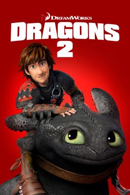 Dean Deblois - Dragons 2 illustration