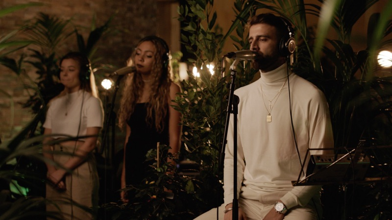 curva Acechar Correo  Desde el Parnaso (Live Sessions) - Juancho Marqués, Jordan Boyd & Marina  Reche - Video - Music Store