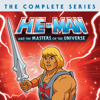 He-Man and the Masters of the Universe - He-Man and the Masters of the Universe: The Complete Series Artwork