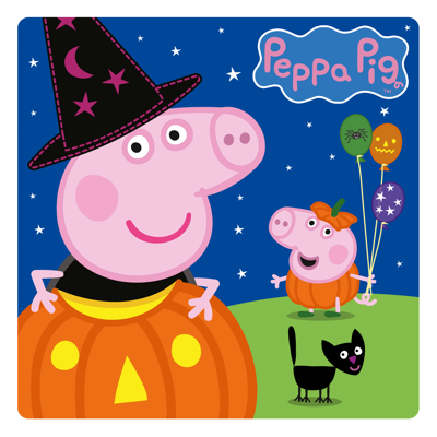Pumpkin Party / George's Wooly Hat / Playing Pretend / Pedro the Cowboy -  HD Download