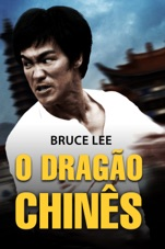 Capa do filme O Dragão Chinês